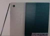 HTC Volantis Nexus tablet