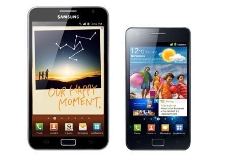 Galaxy-Note-and-Galaxy-S-II