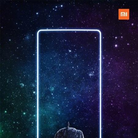 Xiaomi Mi Mix 2 invite