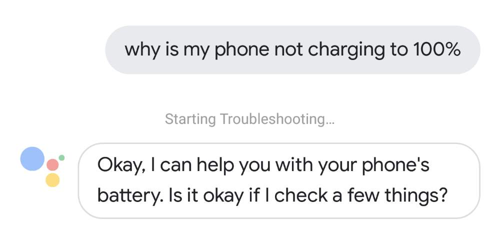 Google Assistant Troubleshooting