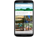 App information cards in Google Now