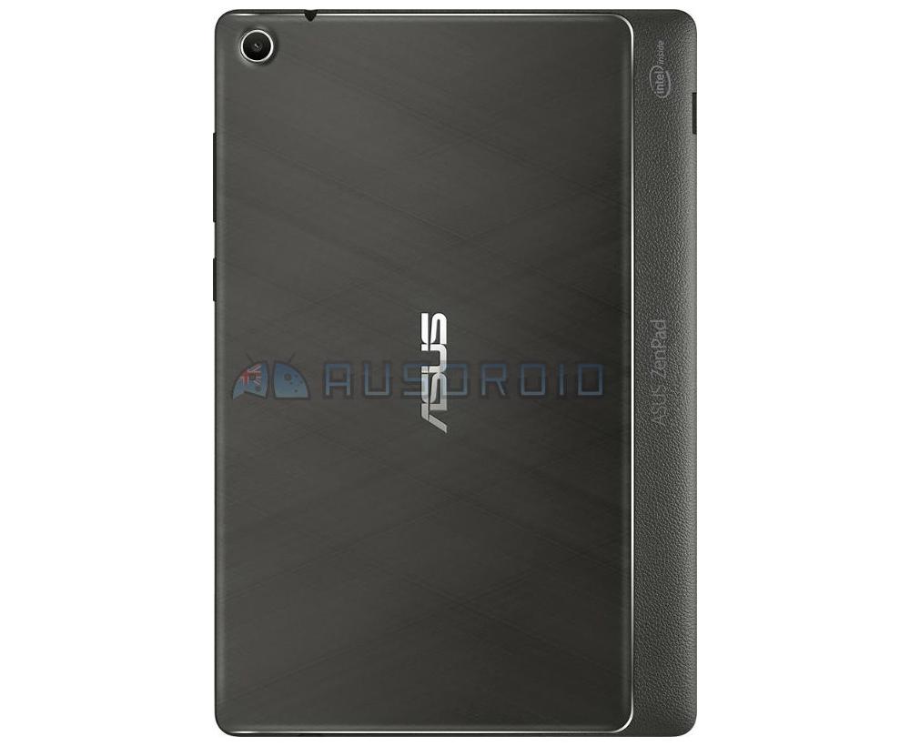 Asus ZenPad rear