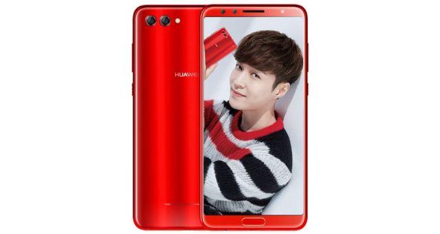 Huawei Nova 2s Acacia Red