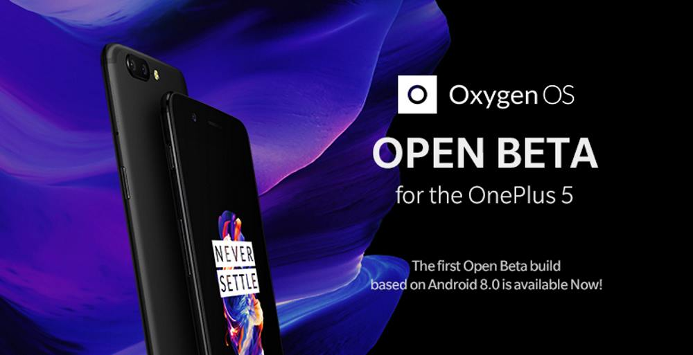 Android 8.0 based OxygenOS beta update