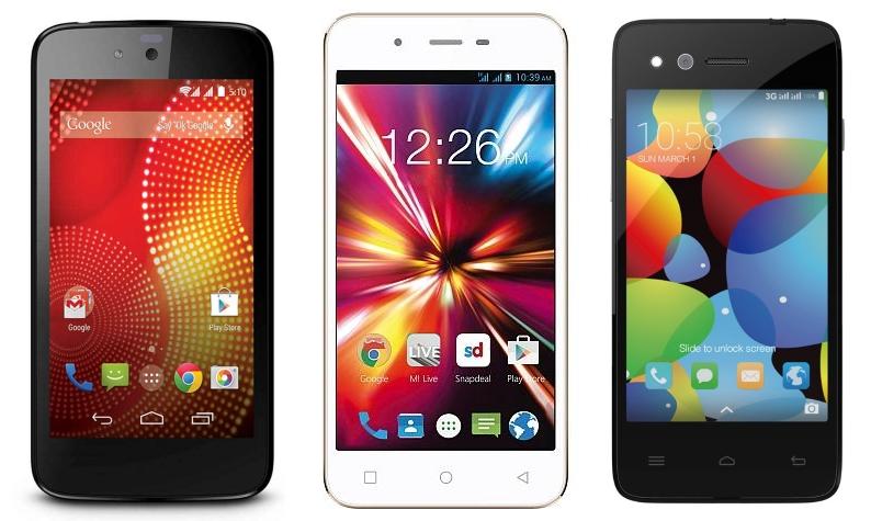Best Value-for-money phones under INR 5K