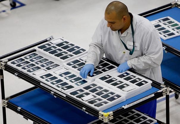 Motorola factory