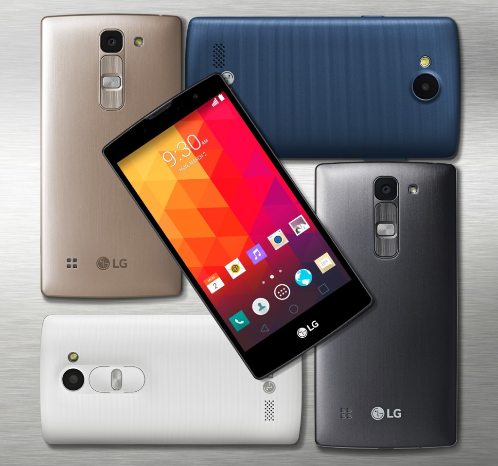 LG Magna, Spirit, Leon and Joy