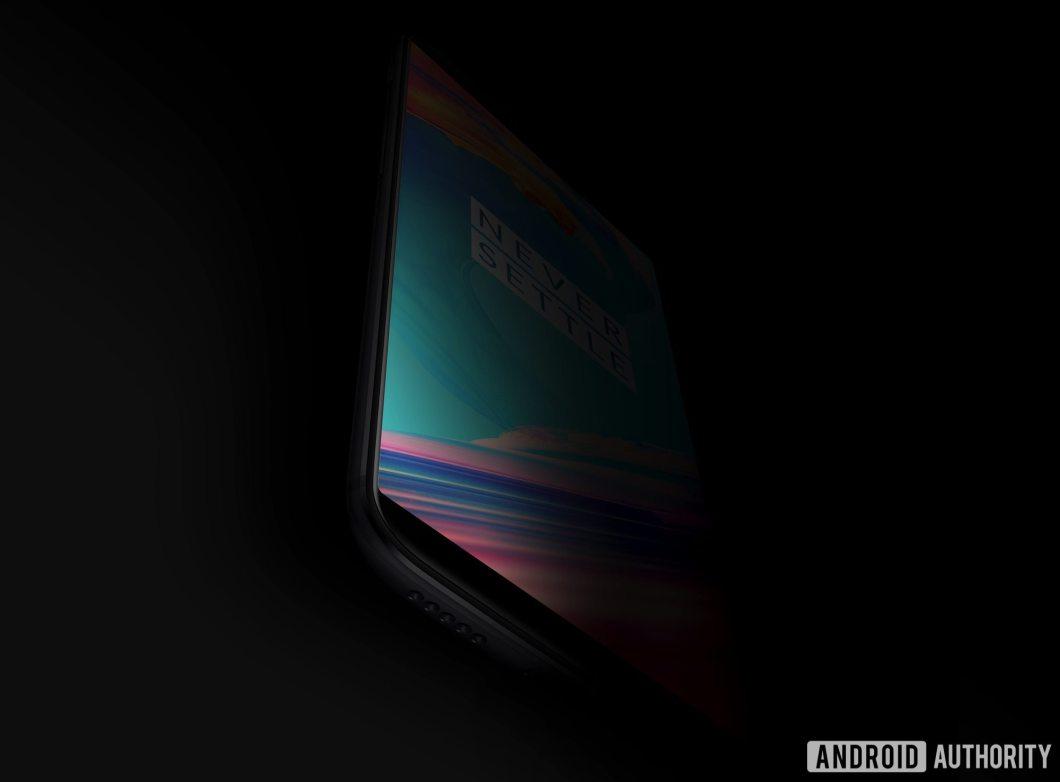 OnePlus 5T leaked render