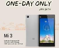 Xiaomi Mi 3 sale